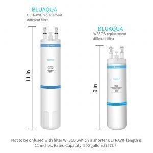 Frigidaire FGHC2344KF0 Water Filter , Ultrawf Water Filter 2-Pack