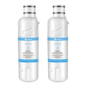 Whirlpool WRF560SFYM04 Water Filter , edr2rxd1 Water Filter (2-pack)