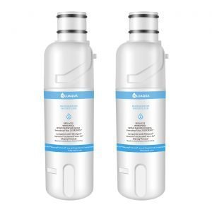 KitchenAid KFIV29PCMS01 Water Filter, edr2rxd1 ,W10413645A Water Filter (2-pack)
