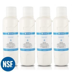 Whirlpool edr2rxd1 W10413645A Water Filter (4-pack)